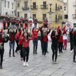 """Flash Mob in piazza Duomo per gli studenti del """"Mursia"""" e della """"Calderone"""""""