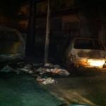 Incendiata l'auto di Ambrogio Conigliaro