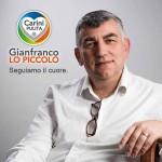 Gianfranco Lo Piccolo ufficializza la sua candidatura a Sindaco di Carini