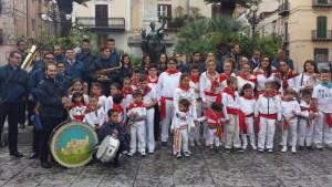 È iniziata la festa dei santi Cosma e Damiano