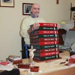 23.895 Santini raccolti in 34 anni: collezione da record a Carini