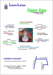 "Open day alla ""Laura Lanza"""