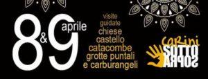 """Carini Sotto Sopra"": oggi e domani visitabili i tesori carinesi"