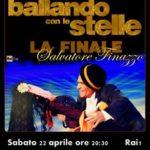 """Stasera Totò Finazzo in finale a """"Ballando con le Stelle"""""""