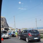 "Incidente sull'autostrada ""A19"""