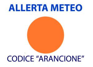 """Allerta Meteo """"arancione"""" a Carini"""
