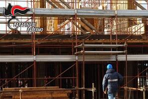 67 mila euro di multe per irregolarità nei cantieri