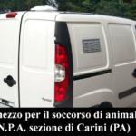 Parte il progetto ENPA per la creazione di un mezzo salva animali