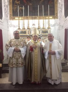 Il novello Diacono Francesco Di Maggio affidato alla Chiesa Madre