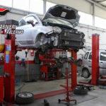Controlli nelle officine meccaniche della Provincia: 42 mila euro di multe